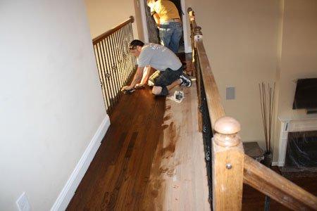 Carolina Custom Hardwoods Custom Hardwood Flooring For Residential